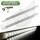 2+x+RV+LIGHT+BULB+T5+12%22+fluorescent+tube+replacement+LED+400+LM+Neutral+White