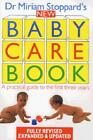 BABY CARE BOOK (NEW), DR MIRIAM STOPPARD, Used; Good Book