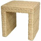 Rush Grass End Table