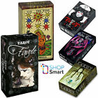 TAROT CARDS DECKS by FOURNIER MARSEILLE DIVINATION ORACLE ESOTERIC FANTASY NEW