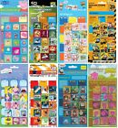 Mini Reward Chart with 15 Character Reward Stickers, Peppa, Fireman Sam, Ben 10