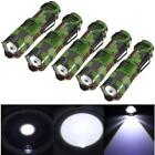 2000LM Mini CREE Q5 3 Modes LED Zoomable Focus Flashlight Torch Light Lamp 14500