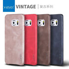 Luxury Thin Extreme Leather Case Cover For Samsung Galaxy Note 5 S6 Edge Plus