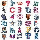 MLB Team Logo Decal Stickers Baseball Licensed Choose from all 30 Teams on Ebay