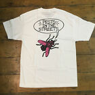 Buttergoods Fly TEE - White Casual T-Shirt New  - Size: L