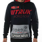 NEW AUTHENTIC TRUKFIT RACING PULLOVER HOODIE THO15KT215 B...