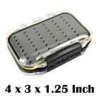 Waterproof Double Sided Ice Fly Fishing Tackle Box Lure Lures Spoon Hook