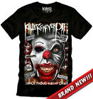 Killers Never Die T`Shirt POUND FOOLISH Pennywise Horror T`Shirt