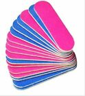 Mini Nail File Double Sided 100/240 Pedicure Manicure Travel Handbag FREE POST