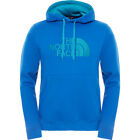The North Face Drew Peak Pullover Hoodie ( Monster Blue/Enamel Blue )