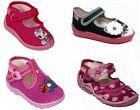 Girls / Boys Canvas Nursery Shoes / Slippers / Sandals