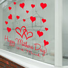 Happy Mothers Day Wall & Window Stickers Mother Decals Shop Window Display A339