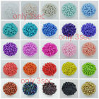 500Pcs 3mm Czech Glass Seed Spacer Beads Jewelry Making Findings Pick Color 3Z20