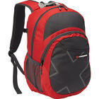 Caribee Deep Blue Day Pack 2 Colors School & Day Hiking Backpack NEW