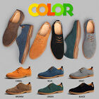 Summer Suede Special Design leather Shoes Men's oxfords Casual Comfort Casual