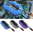 Removable Home Vehicle All Purpose Car Duster Сleaning Washing Waxing Brush Mop