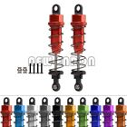 2P Aluminum Shock Absorber & Screws 85MM CC01-004 Fit TAMIYA 1/10 RC CAR
