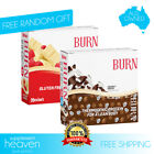 Maxines Burn Bars 12x40g Choc Womens Protein Thermogenic Maxine