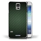 Hard Case Back Cover for Samsung Galaxy S5 / Carbon Fibre Effect/Pattern