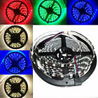 12V DC 5M 5050 SMD 300 Cold Warm White RGB Red Blue LED Strip Light Waterproof