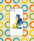 Inside Out Disney Pixar Sad Joy Case For iPhone iPad Samsung Galaxy Cover 402