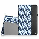 "Folio Stand Case PU Leather Cover for 10"" Dragon Touch X10 Android Tablet"