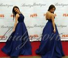 Long Prom Party Dresses Glamorous Beaded Evening Dress Formal Pageant Gowns