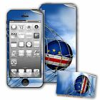 Skin / Decal for iPhone 5/5S with Flag of Cape Verde - Many Designs