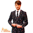 Opposuits Pacman Licensed Original Oppo Suits Mens Fancy Dress Outfit Stag