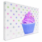 Luscious Cupcake Canvas wall Art prints high quality great value