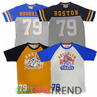MENS TOKYO TIGERS BASEBALL TSHIRT MENS BROOKLYN BOSTON SUMMER TEE TOP SHIRT