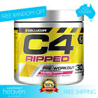 CELLUCOR C4 RIPPED GEN 4 - FAT BURNER 30 SERVES - PRE WORKOUT