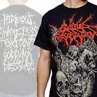 Cattle Decapitation Alone at the Landfill T-Shirt SM, MD, LG, XL, XXL New