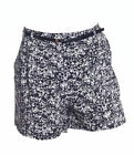 Ladies ex-chain store Black and white summer  shorts
