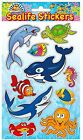 Sealife Stickers - Choose your quantity - Party Crafts