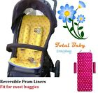Buggy / Pram Liner fit for most buggies