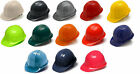 Pyramex Standard Hard Hat Cap Style Safety Shell 4 Point Ratchet Suspension