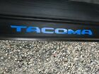 2016 2017 2018 Toyota Tacoma Door Sill Protector Insert Decals-All Four Doors