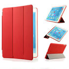 Slim Magnetic Leather Smart Cover Hard Back Case For Apple iPad 234 Air2 /mini