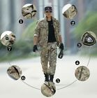 Camo suit Men genuine military fans wear special forces CS Clothes coat + pants