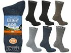 3 Mens David James Cotton Blend Outdoor Walking Hike Socks UK 6-11