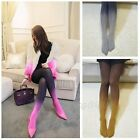 Sexy Women's Gradually Changing Color Pantyhose Stockings Tights Socks
