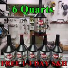 Red Line 42804 V-Twin Motorcycle Transmission Shockproof Trans Oil (6 Quart)