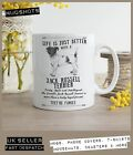 Jack Russell Terrier Dog Mug ~ Perfect Gift can be personalised ~ Vintage Style