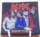 AC/DC Licenced Woven Patches