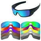 PapaViva Polarized Replacement Lenses For-Oakley Batwolf Sunglass Multi-Options