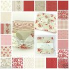 MODA Miss Scarlet by Minick & Simpson 100 % cotton jelly rolls & charm packs