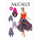 NEW McCall's Easy Sewing Pattern | M7170 | Misses'/Women's Skirts FREE SHIPPING