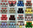 Excell 100% Polyester General Purpose Sewing Thread - Choose Color