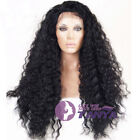 """8""""-22"""" Curly 100% Indian remy human hair full lace/lace front wigs Density 160%"""
